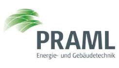 Energie- und Gebäudetechnik Praml